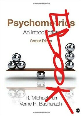 (PDF) Psychometrics An Introduction Second Edition by R. Michael Furr