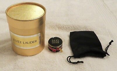 Estee Lauder High Style Hat Box Compact Collectible MIB 1998