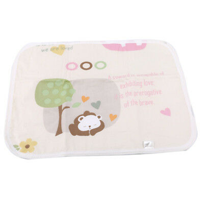 Lovely Baby Changing Mat Infant Portable Foldable Washable Waterproof G