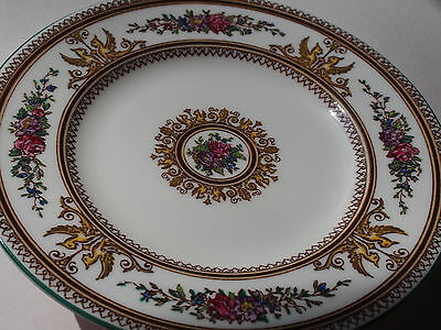 """Set of 12 Wedgwood Columbia W595 Bread Butter 6"""" Plates~EXCELLENT~NM~MNT~GREAT"""