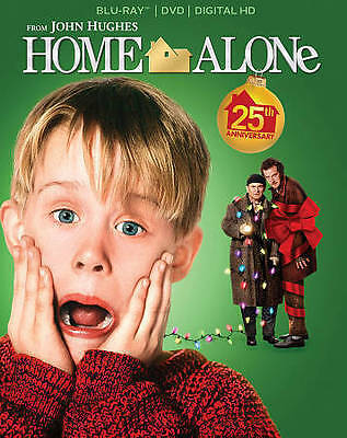 Home Alone (Blu-Ray/dvd 2015)~ Brand New~ Digital Copy~ Factory Sealed~