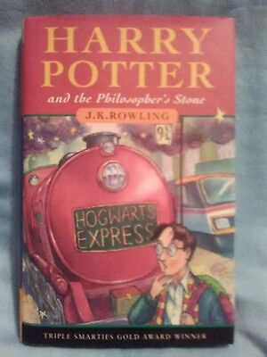 Harry Potter and the Philosopher's Stone. J.K. Rowling