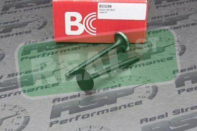 Brian Crower BC3209 Exhaust Valves for Nissan SR20DET S13 S14 31.15mm x 7mm Stem