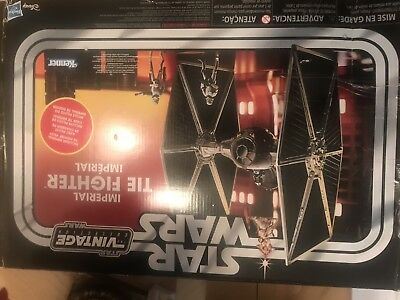 Star Wars Vintage Collection Imperial Tie Fighter Walmart exclusive