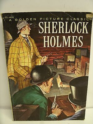 1957 SHERLOCK HOLMES A Golden Picture Classic CL-408