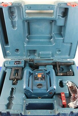 Bosch GRL240HV 800 ft. Self Leveling Rotary Laser Level Kit