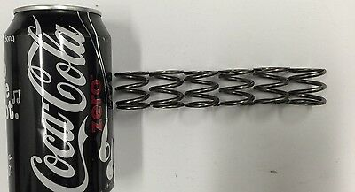 """.125"""" Wire Compression Spring Lot Of 6"""