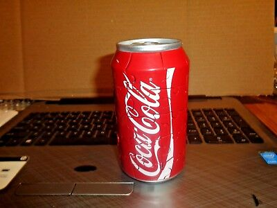 Cool Coca Cola 40 Piece 3-D Jigsaw Puzzle Can