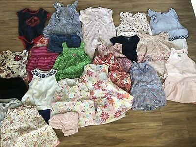 12-18 Month Baby Girl Lots Of Summer Clothes