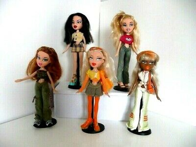 BRATZ DOLLS MGA ALL DRESSED + SHOES HAIR IN VGC  CHOOSE your own no 3