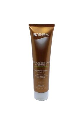 BIOTHERM self tanning gel for fair skin NEW