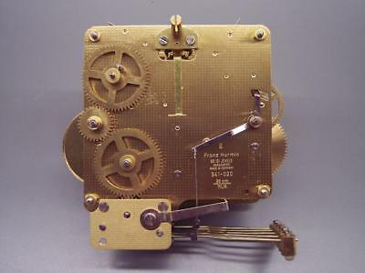 REBUILT HERMLE 341-020 38cm CLOCK MOVEMENT -Read Why Others Arent Really Rebuilt