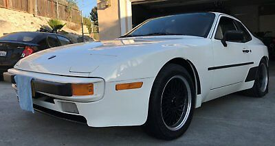1988 Porsche 944 Coupe unmolested porsche 944