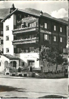 10559093 Klosters GR Klosters Hotel x 1955 Klosters