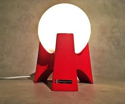 Lampada Anni 70 Modernariato Space Age West Germany
