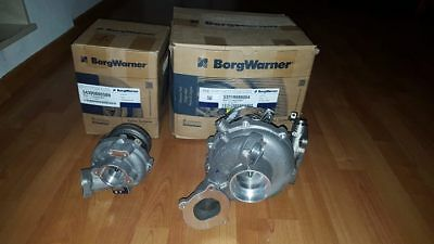 BMW Χ6 35d kit of Turbos (twin turbo) compatible for model 2008-2011