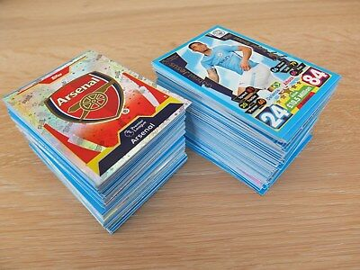 247 Different Topps Match Attax Premier League 2017/18 Cards - NEW