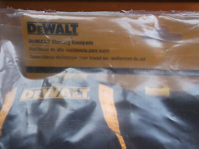 NEW DeWalt Heavy Duty Flooring KneePads