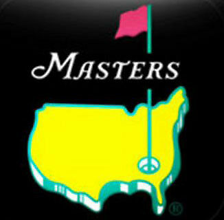2019 Masters  Tour Golf  (4) Tickets, Monday Practice Round, April 8th