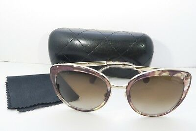 7f16acf63ad47 Chanel Women s Brown Sunglasses with case 4208 c.463 S9 Polarized 56mm