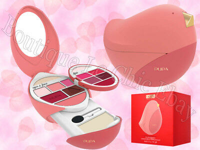 Pupa  Bird 3 Rosa Trousse Cofanetto Trucco Make Up - Colore 011