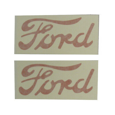 8N4752H Hood Decal Set for Ford 8N Tractor Years: 1947-1952