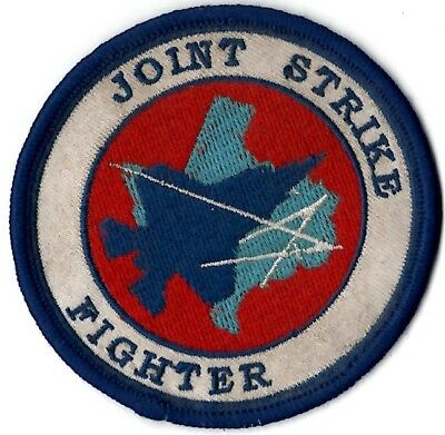 Usaf Joint Strike Fighter Patch