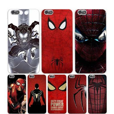 Marvel Spiderman For HUAWEI P8 P9 Lite 2017 P10 Shockproof Cartoon Cover Case