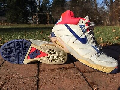 low priced f240f 5f2c7 Vintage 1991 Nike Air Tech Challenge 3 mens size 8