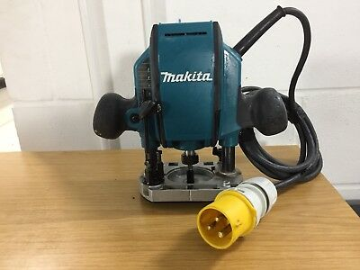 "Makita Router RP0900 1/4"" Plunge Router 110v"