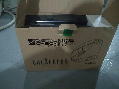 New Digital Check Chexpress Model Cx30