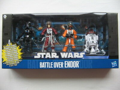 Star Wars - 4pack *** Battle over Endor *** Rare *** Selten ***