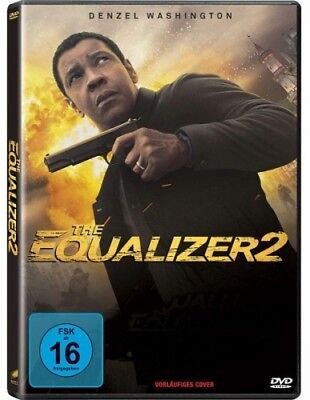 The Equalizer 2 (Film) NEU