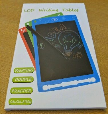 Lcd Writing Pad Kids Painting Drawing Tablet Message Doodle Ewriter