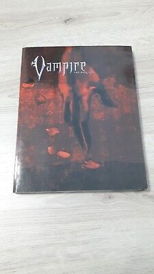 Vampire Requiem Core Rules Rulebook Softcover 2004 White Wolf 25000