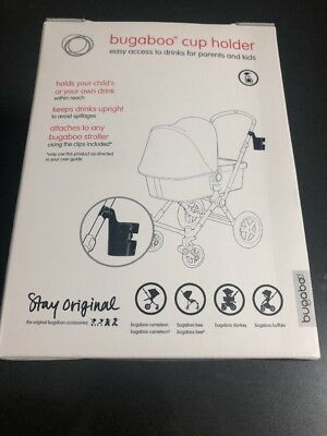 Brand New in Box Bugaboo Cup Holder