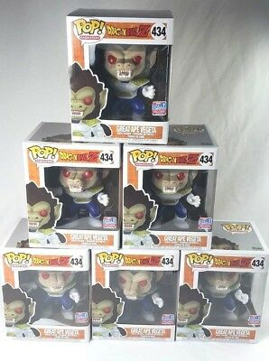 Brand New Dragon Ball Z Great Ape Vegeta HT Exclusive Funko Pop! Authentic !!