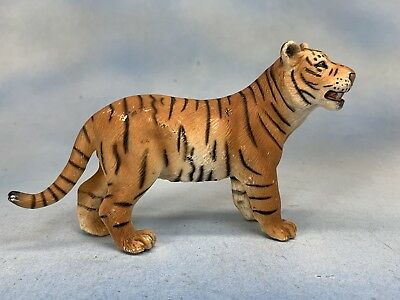 Schleich Retired 14317 Male Tiger  Grrrrrreat Color!
