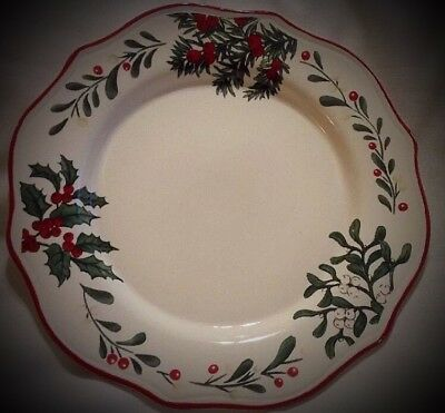 Better Homes and Gardens Heritage Collection Dinner Plates Lot Of 5