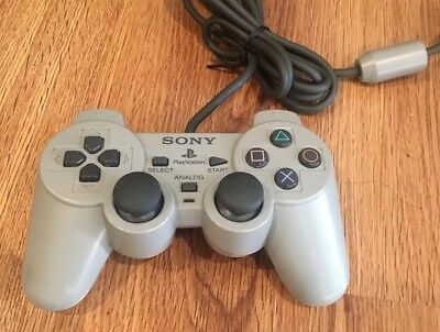 Dual Shock Sony Official OEM Playstation 1 SCPH-1200 PS1 Controller