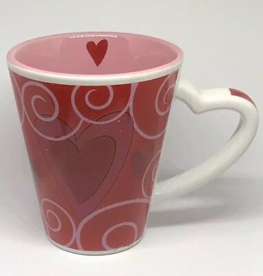 Heart Coffee Cup