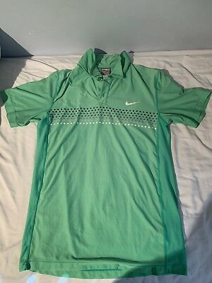 Rafae Nadal Nike 2009 ATP World Tour Finals Shirt- Size Small