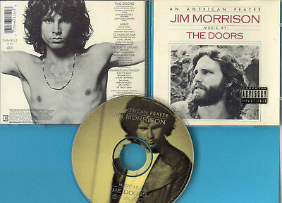 Jim Morrison - CD - An American Prayer 1978 - CD von 1995 !