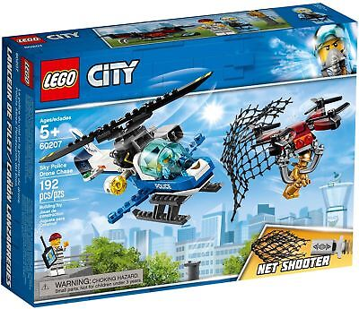 Lego 60207 Sky Police Drone Chase City Police