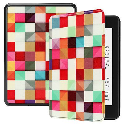 Cover for Amazon Kindle Paperwhite 10.Generation 2018 Flip Case Slim Cover Thin