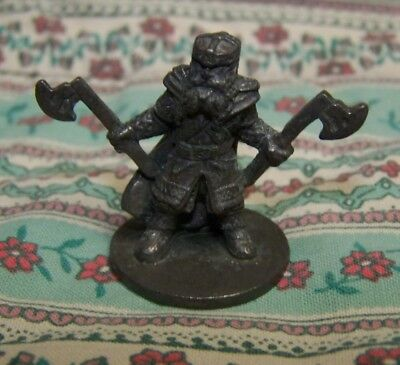 Monopoly Lord Of The Rings Gimli Dwarf Dwarves Pewter Token Mover
