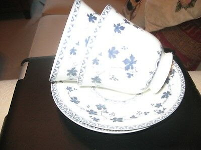 Royal Doulton Yorktown cups and saucers (x2) good used condition, no chips.