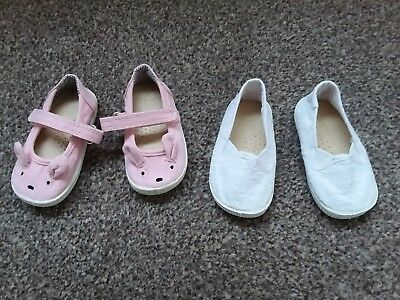 Next Size 3 Baby Girl Shoes
