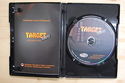 Target 3001! V18 Light / NonCommercial / PCB Layout Software