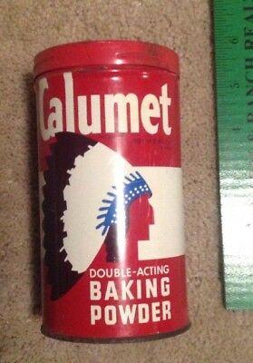 Antique Calmut Baking Soda Can
